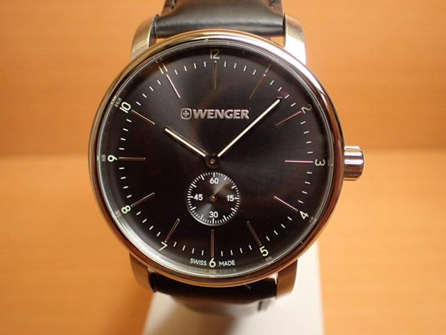 WENGER (ウェンガー) 腕時計 Urban Classic Petit Second 01.1741.102 復活e優美堂のウェンガーは安心のメーカー保証3年付き日本正規商品です。