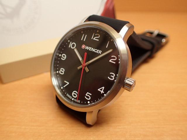 WENGER (ウェンガー) 腕時計 Avenue Lady レディースウォッチ 01.1621.101 復活e優美堂のウェンガーは安心のメーカー保証3年付き日本正規商品です。