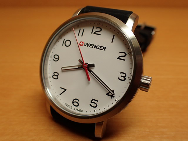 WENGER (ウェンガー) 腕時計 Avenue Lady レディースウォッチ 01.1621.103 復活e優美堂のウェンガーは安心のメーカー保証3年付き日本正規商品です。