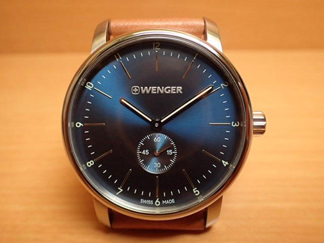 WENGER (ウェンガー) 腕時計 Urban Classic Petit Second 01.1741.103 復活e優美堂のウェンガーは安心のメーカー保証3年付き日本正規商品です。