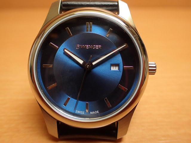 WENGER (ウェンガー) 腕時計 City Classic Lady レディースウォッチ 01.1421.112 復活e優美堂のウェンガーは安心のメーカー保証3年付き日本正規商品です。