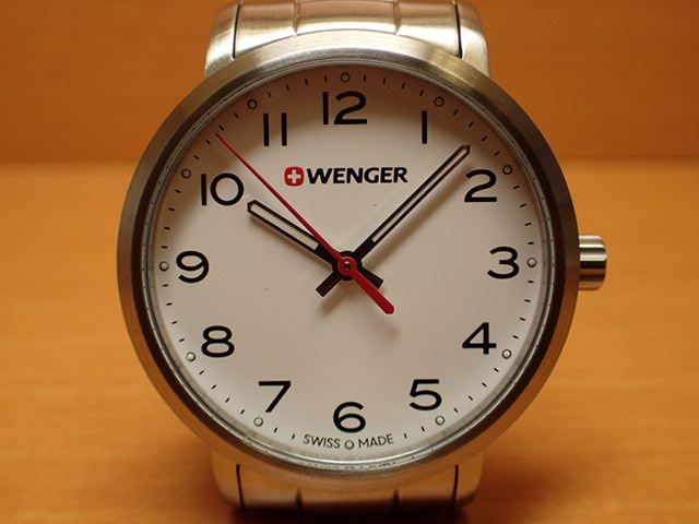 WENGER (ウェンガー) 腕時計 Avenue Lady レディースウォッチ 01.1621.104 復活e優美堂のウェンガーは安心のメーカー保証3年付き日本正規商品です。
