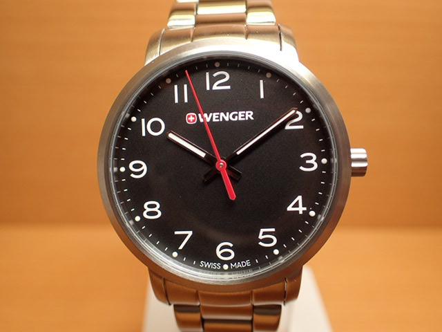 WENGER (ウェンガー) 腕時計 Avenue Lady レディースウォッチ 01.1621.102 復活e優美堂のウェンガーは安心のメーカー保証3年付き日本正規商品です。