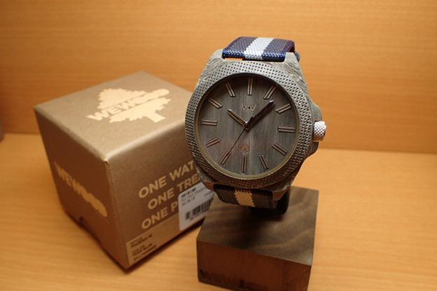 ウィーウッド WEWOOD 腕時計 ウッド/木製 PHOENIX 46 TEAK BLUE 9818140 メンズ 正規輸入品
