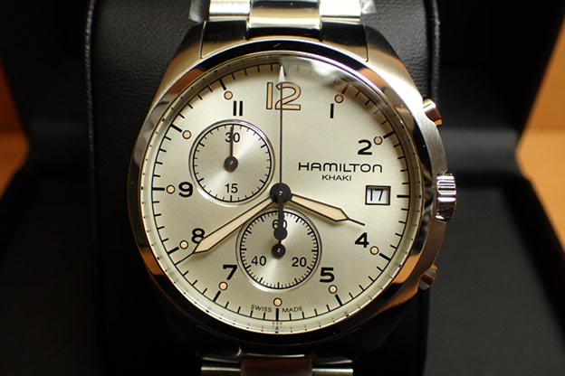 ハミルトン HAMILTON 腕時計 Khaki Pilot Pioneer Chrono カーキ パイロット パイオニア クロノ H76512155 メンズ 【送料無料】【正規輸入品】