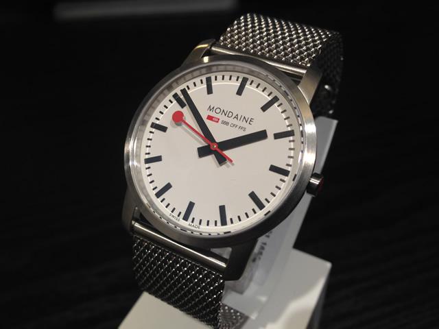 MONDAINE Simply Elegant モンディーン 腕時計 シンプリィエレガント 36mm A672.30351.16SBM 優美堂のモンディーンはメーカー保証つきの正規商品です。
