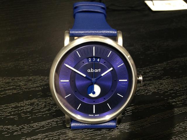 エービーアート 腕時計 a.b.art Series KLD KLD-203 メンズ 【正規輸入品】