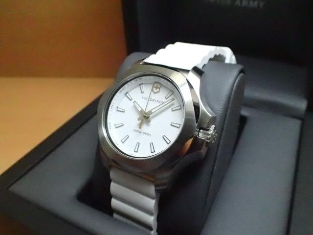 VICTORINOX ビクトリノックス 腕時計 I.N.O.X. V イノックス V レディース ウォッチ サイズ 37mm 241769