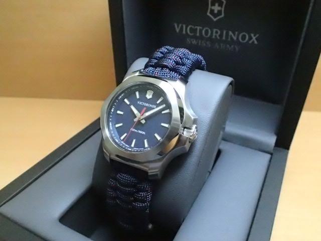 VICTORINOX ビクトリノックス 腕時計 I.N.O.X. V イノックス V レディース ウォッチ サイズ 37mm 241770