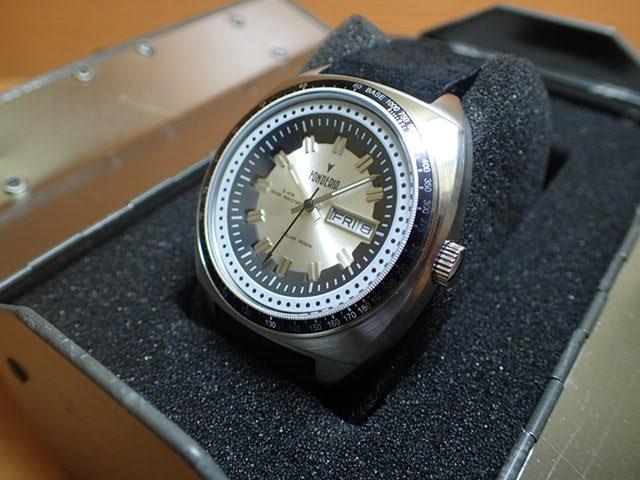 FONDERIA フォンデリア 腕時計 【GAMBLER】 6A004US1 メンズ 【正規輸入品】