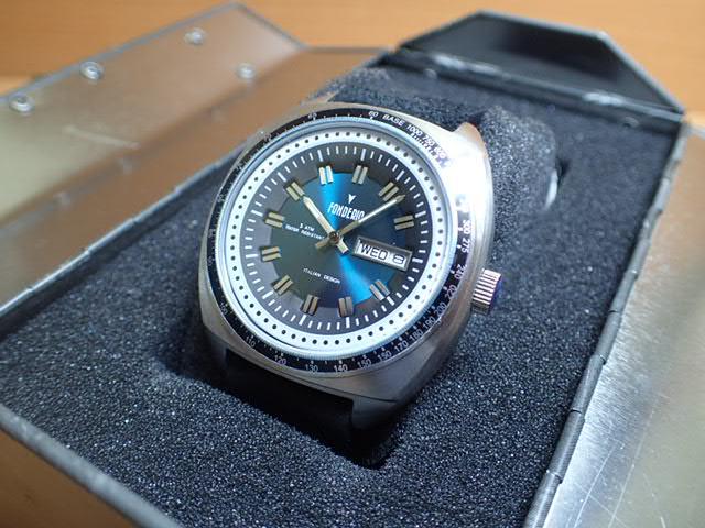FONDERIA フォンデリア 腕時計 【GAMBLER】 6A004UB2 メンズ 【正規輸入品】