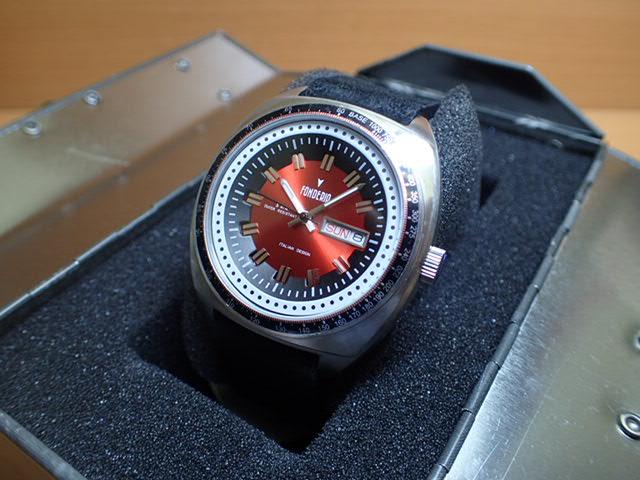 FONDERIA フォンデリア 腕時計 【GAMBLER】 6A004UR1 メンズ 【正規輸入品】