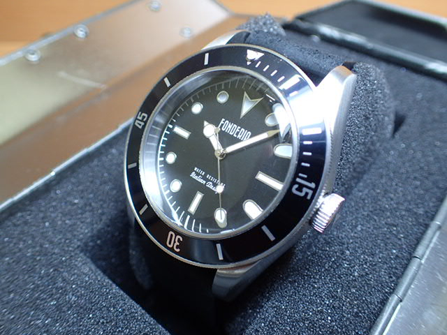 FONDERIA フォンデリア 腕時計 【SEAWOLF】 6A002UNN メンズ 【正規輸入品】