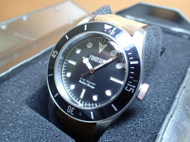 FONDERIA フォンデリア 腕時計 【SEAWOLF】 6A002UN2 メンズ 【正規輸入品】