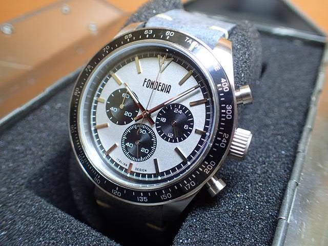 FONDERIA フォンデリア 腕時計 【SALTSPEEDER】 9A011USN メンズ 【正規輸入品】