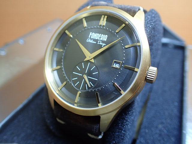 FONDERIA フォンデリア 腕時計 【STREAMLINER】 6G009UG1 メンズ 【正規輸入品】