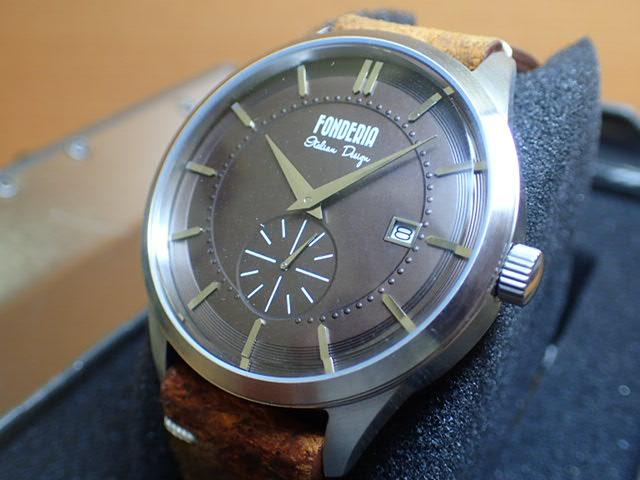 FONDERIA フォンデリア 腕時計 STREAMLINER 6A009UR1 メンズ 正規輸入品