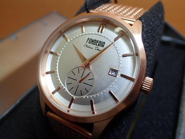 FONDERIA フォンデリア 腕時計 【STREAMLINER】 8R009US1 メンズ 【正規輸入品】