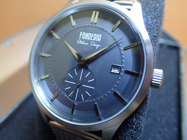 FONDERIA フォンデリア 腕時計 【STREAMLINER】 8A009UG1 メンズ 【正規輸入品】
