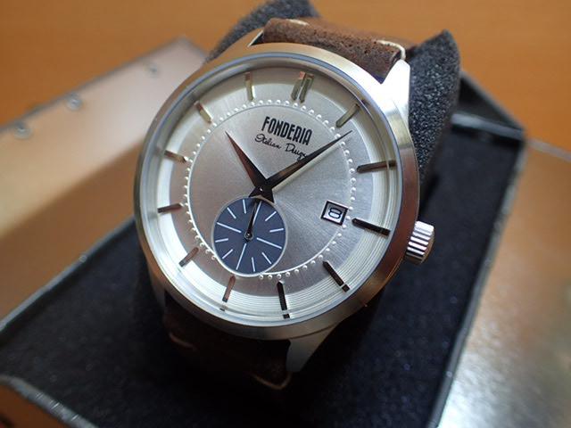 FONDERIA フォンデリア 腕時計 STREAMLINER 6A009USG メンズ 正規輸入品
