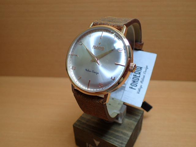 FONDERIA フォンデリア 腕時計 【THE PROFESSOR】 6R003US2 メンズ 【正規輸入品】