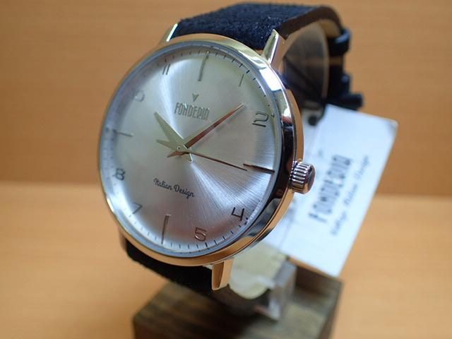 FONDERIA フォンデリア 腕時計 【THE PROFESSOR】 6A003US6 メンズ 【正規輸入品】