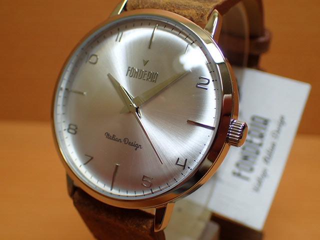 FONDERIA フォンデリア 腕時計 THE PROFESSOR 6A003US5 メンズ 正規輸入品