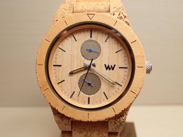 木の腕時計 ウィーウッド WEWOOD 腕時計 ウッド/木製 KEAN STONE BEIGE 9818163 メンズ 【正規輸入品】