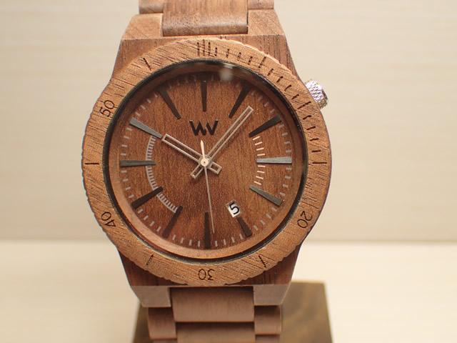 木の腕時計 ウィーウッド WEWOOD 腕時計 ウッド/木製 ASSUNT NUT 9818047 メンズ 【正規輸入品】