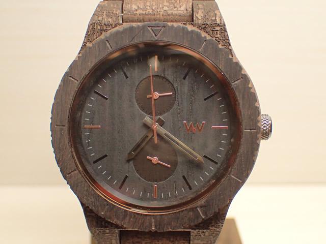 ウィーウッド WEWOOD 腕時計 ウッド/木製 KEAN TEXTIL CHOCO 9818164 メンズ 【正規輸入品】