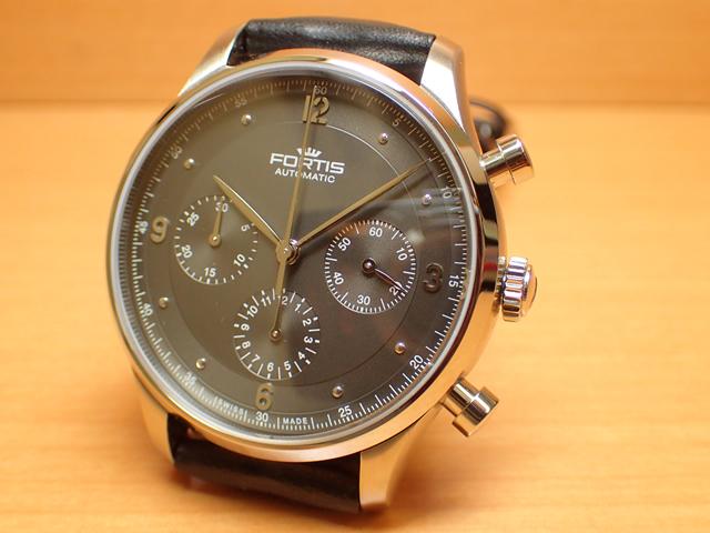フォルティス 腕時計 FORTIS Terrestis Collections テレスティス・コレクション Tycoon Chronograph p.m.タイクーン クロノグラフ p.m. 41mm / Ref.904.21.11 分割払いOKです
