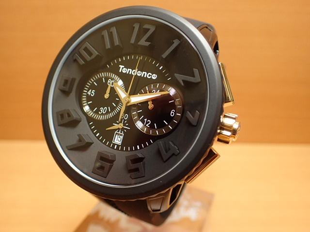 "Tendence テンデンス 腕時計 Tendence × "" 龍が如く "" 666本 のコラボ 限定品 シリアルナンバー入り 504/666 51mm TY046018 【正規輸入品】e優美堂のテンデンスは安心のメーカー保証2年付き日本正規商品です。"
