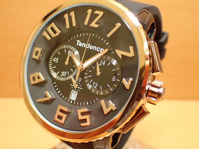 Tendence テンデンス 腕時計 Tendence GULLIVER ガリバー 51mm TG046012R 【正規輸入品】e優美堂のテンデンスは安心のメーカー保証2年付き日本正規商品です。