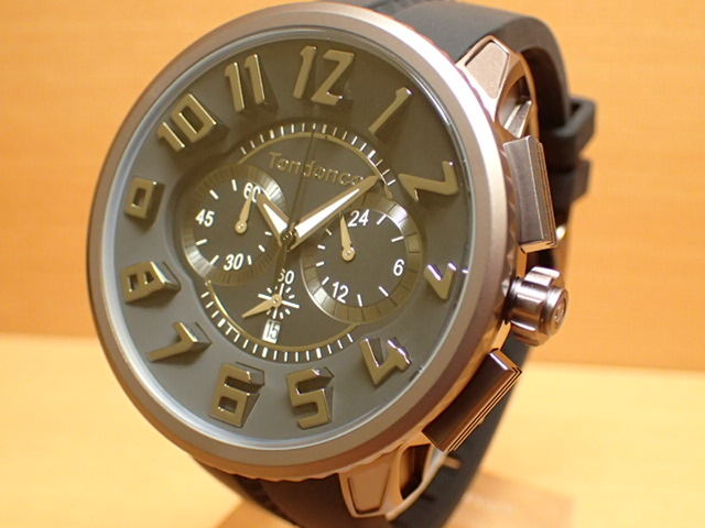 Tendence テンデンス 腕時計 Tendence ALUTECH GULLIVER アルテックガリバー 50mm TY146004 【正規輸入品】e優美堂のテンデンスは安心のメーカー保証2年付き日本正規商品です。
