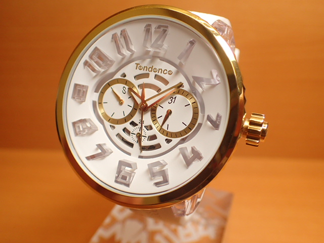 Tendence テンデンス 腕時計 Tendence FLASH フラッシュ 50mm TY561007 【正規輸入品】e優美堂のテンデンスは安心のメーカー保証2年付き日本正規商品です。