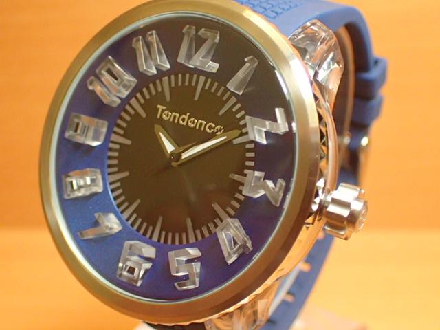 Tendence テンデンス 腕時計 Tendence FLASH フラッシュ 50mm TG530002 【正規輸入品】e優美堂のテンデンスは安心のメーカー保証2年付き日本正規商品です。