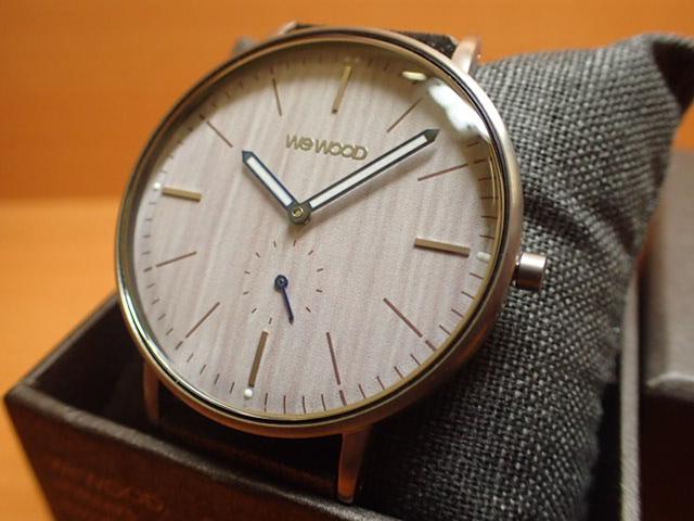 ウィーウッド WEWOOD 腕時計 ウッド/木製 ALBACORE SILVER WT PEAR 9818170 メンズ 【正規輸入品】