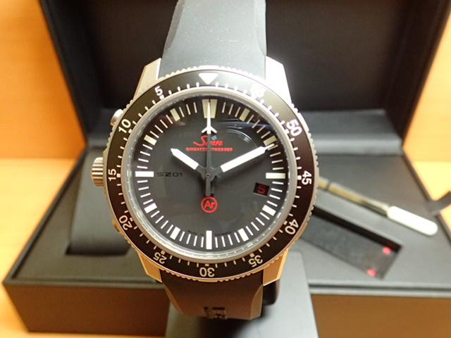 ジン 世界限定500本 Sinn 506 EZM 1.1 腕時計 優美堂分割払いできます。