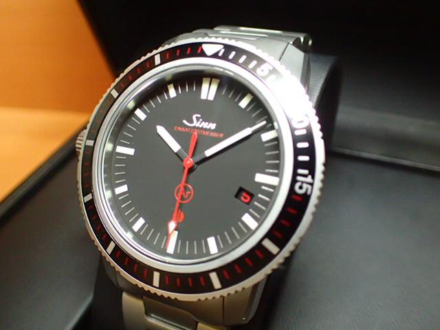 日本限定150本 ジン 腕時計 Sinn EZM3.J 優美堂分割払いできます。 ジン腕時計 特殊オイル、脱湿気の孤高した独自技術