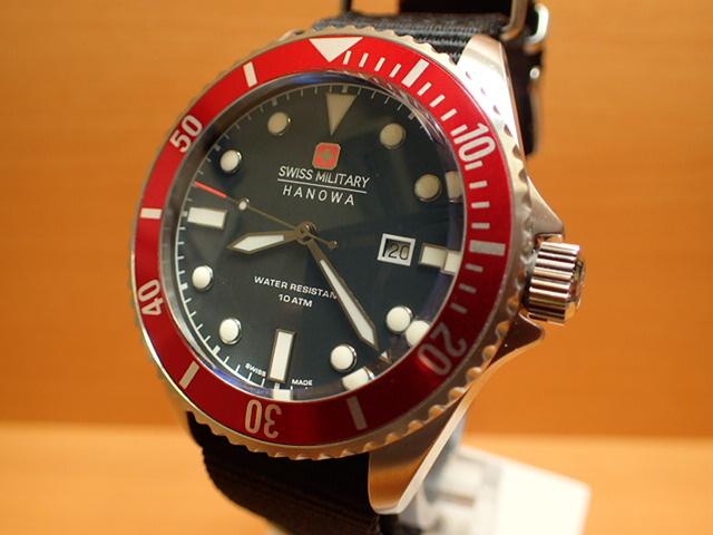 スイスミリタリー 腕時計 NAVY ネイビー ML416 メンズ 【安心の正規輸入品】