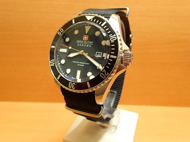 スイスミリタリー 腕時計 NAVY ネイビー ML415 メンズ 【正規輸入品】 ★=あす楽対応=★