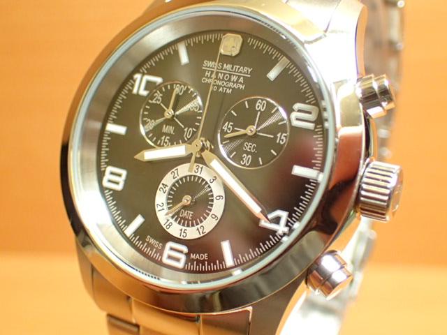 スイスミリタリー 腕時計 UNIVERSE ユニバース ML342 メンズ 【安心の正規輸入品】