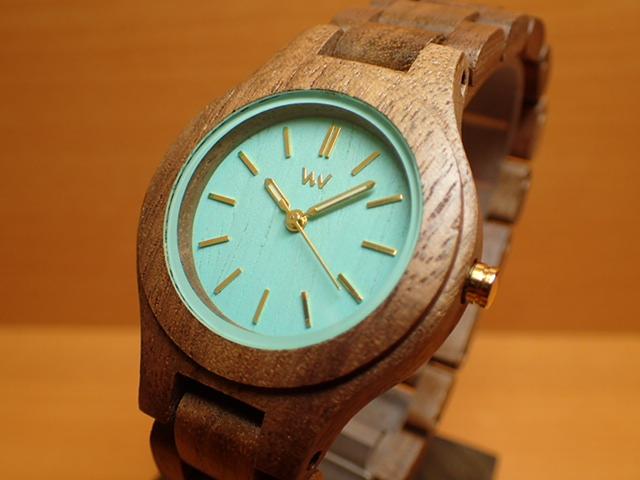 5d462383e0 ウィーウッド WEWOOD 腕時計 ウッド/木製 ANTEA Nut mint 9818079 レディース 36mm 【正規輸入品】 超歓迎された