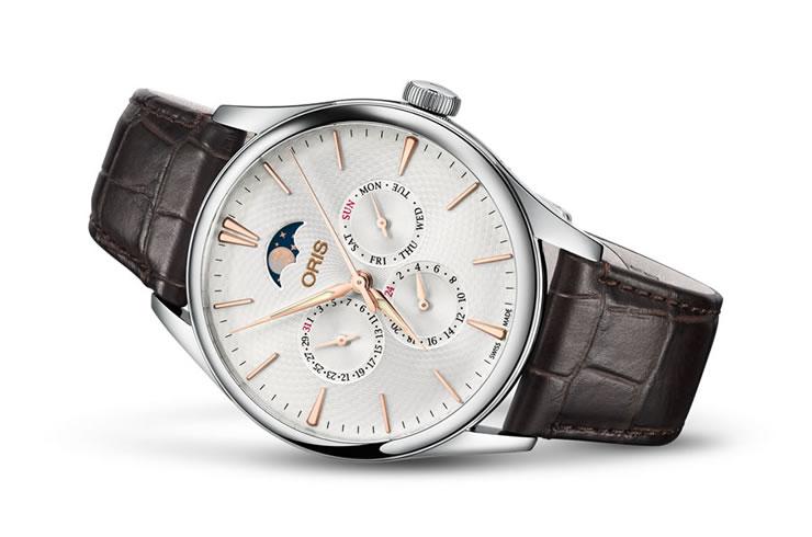 オリス アートリエ コンプリケーション 腕時計 Oris Artelier 78177294031 【送料無料】【正規輸入品】