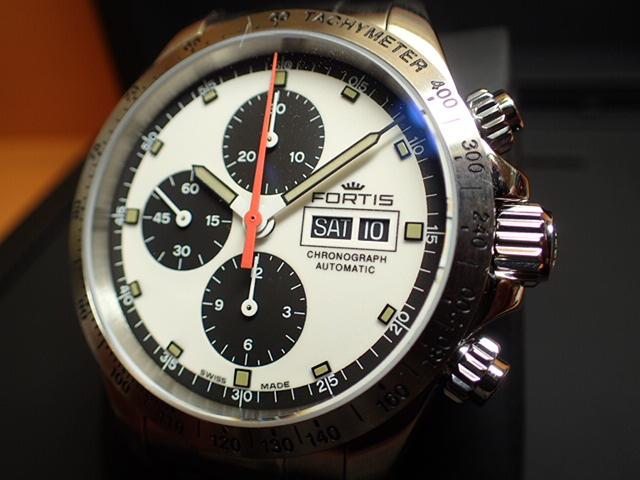 フォルティス 世界限定200本 ストラトライナー パラボラ リミテッド エディション 腕時計 Stratoliner Parabola Limited Edition 42mm Ref 401 21 38M 優美堂分割払いOKです