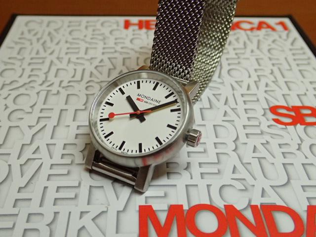 モンディーン 腕時計 エヴォ2 26mm メッシュブレスレット MSE.26110.SM優美堂のモンディーンはメーカー保証つきの正規商品です。