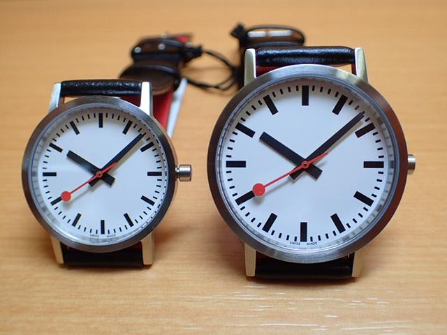 モンディーン ペアウォッチ 腕時計 クラシック ピュア 40mm A660.30360.16OM と 36mm A660.30314.16OM優美堂のモンディーンはメーカー保証つきの正規商品です。