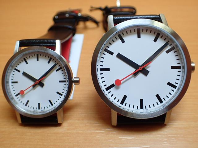 モンディーン ペアウォッチ 腕時計 クラシック ピュア 40mm A660.30360.16OM と 30mm A658.30323.16OM優美堂のモンディーンはメーカー保証つきの正規商品です。