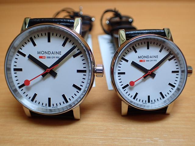 モンディーン ペアウォッチ 腕時計 エヴォ2 35mm MSE.35110.LB と 30mm MSE.30110.LB優美堂のモンディーンはメーカー保証つきの正規商品です。