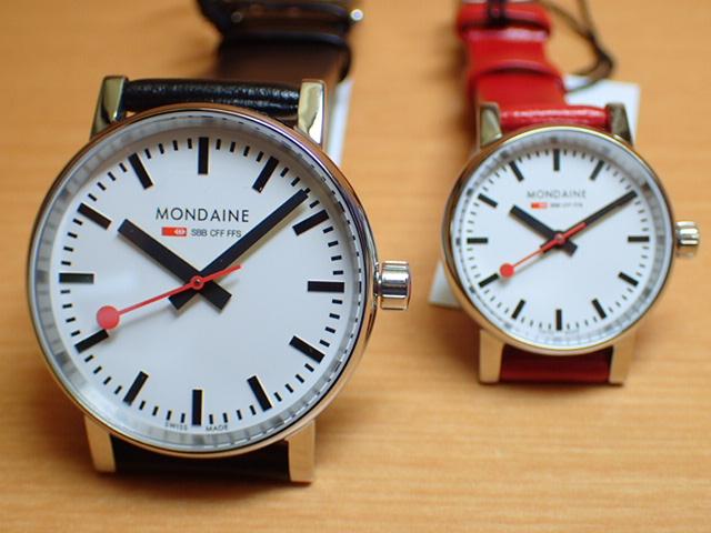 モンディーン ペアウォッチ 腕時計 エヴォ2 35mm MSE.35110.LB と 26mm MSE.26110.LC優美堂のモンディーンはメーカー保証つきの正規商品です。